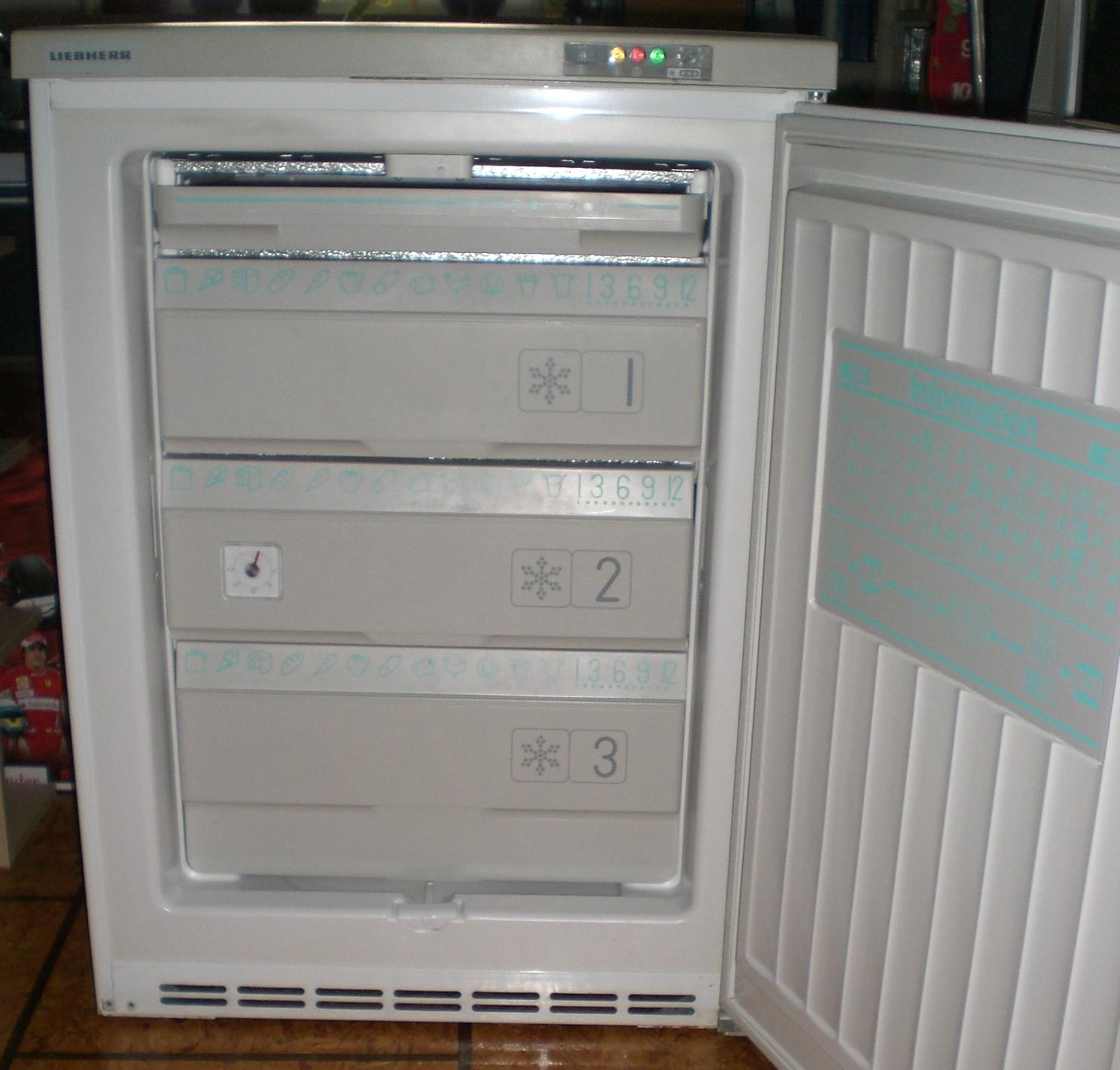 Liebherr Gefrierschrank GS 1182-2 voll funktionstüchtig | eBay